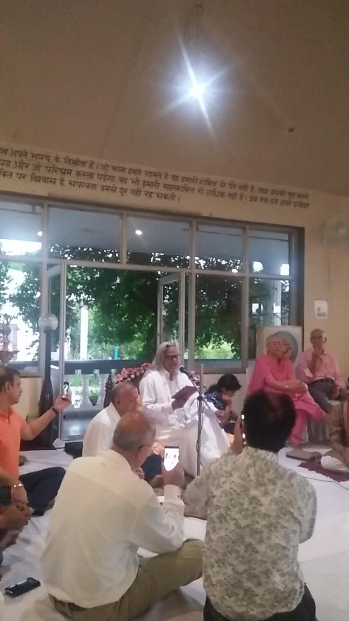 An Ageless Kriya Master