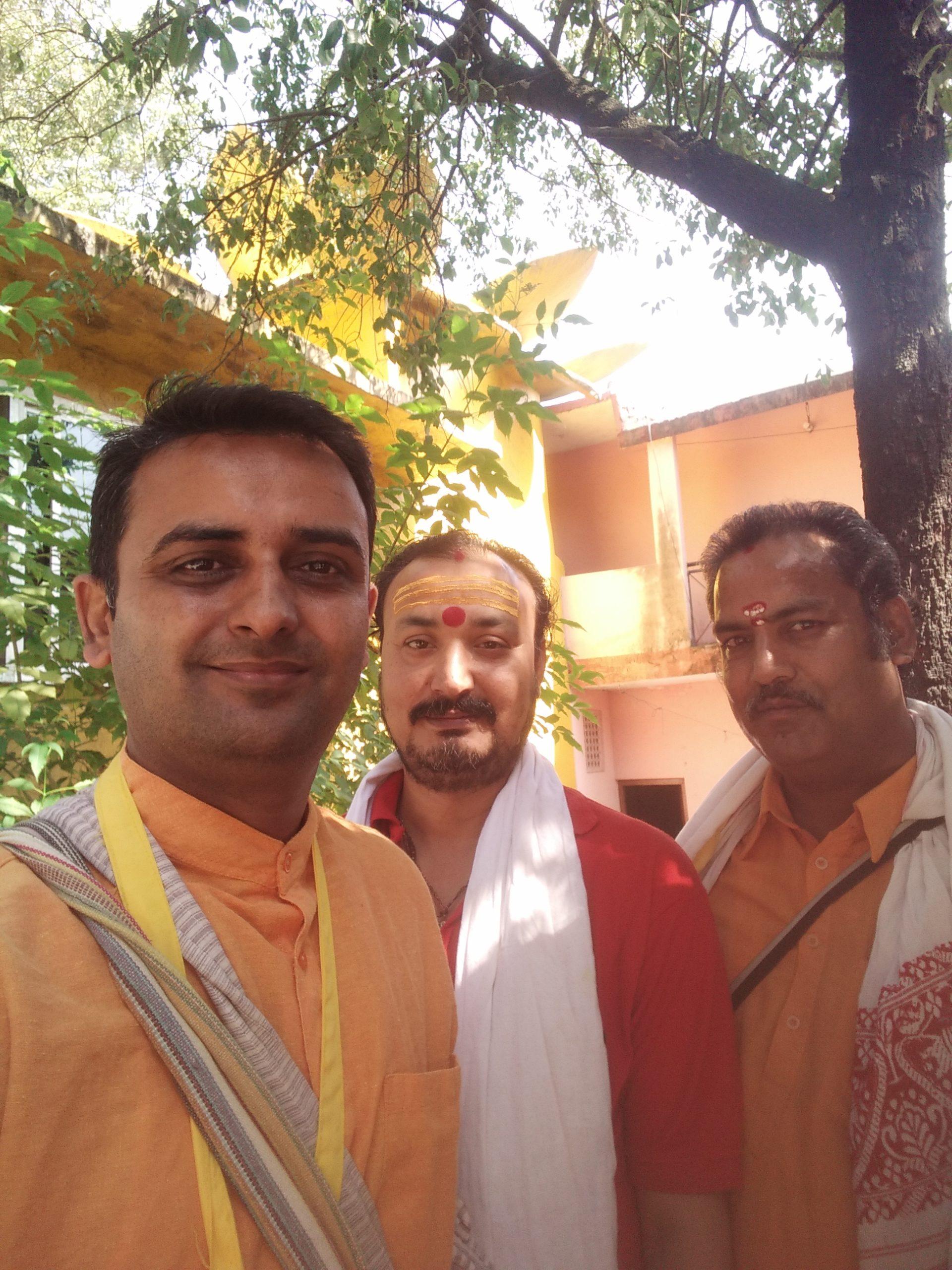 With Shakt Shadhaks