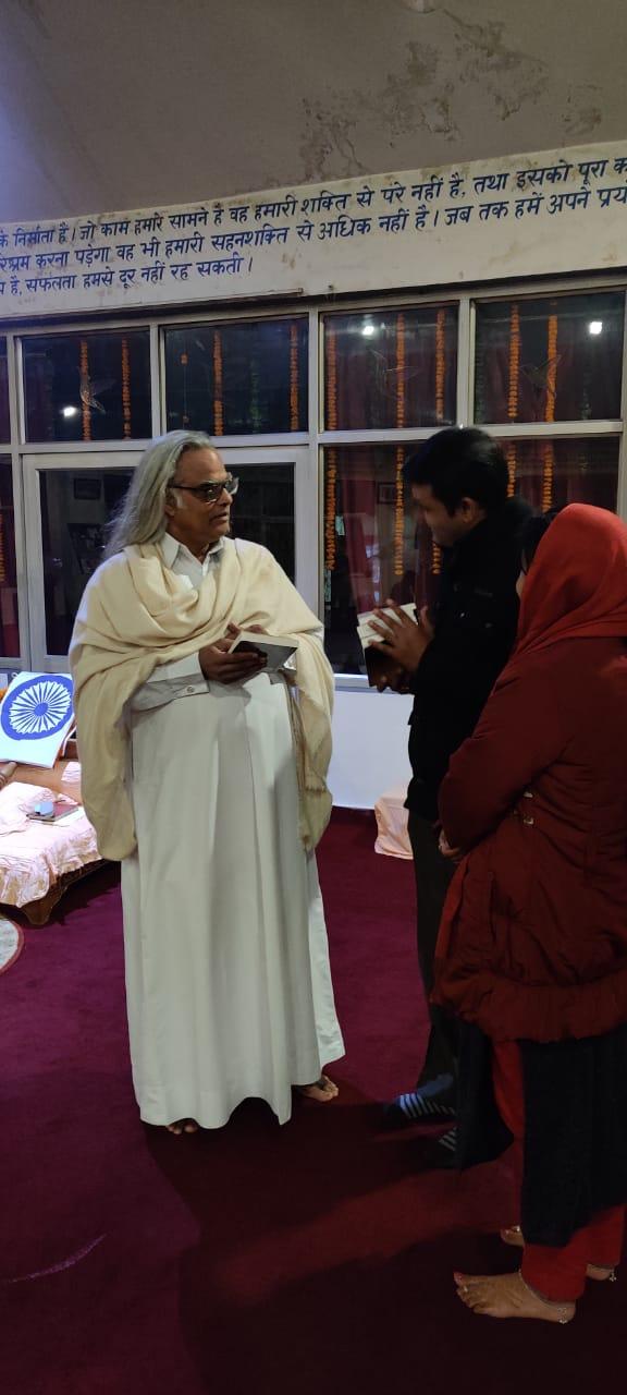 At Guru's Feet: Yogiraj Amarjyoti; the Ageless Master